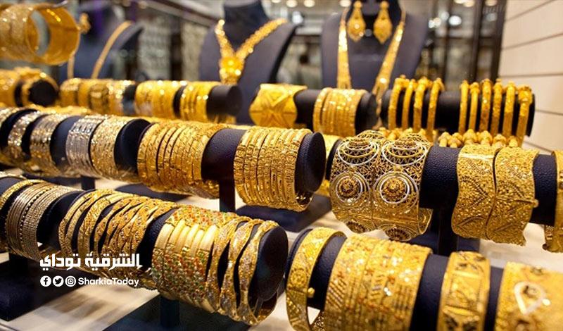 ارتفاع سعر جرام الذهب في ختام تعاملات اليوم