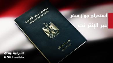 صورة الاوراق المطلوبة لاستخراج جواز سفر للاطفال أقل من 16 سنة عبر الإنترنت