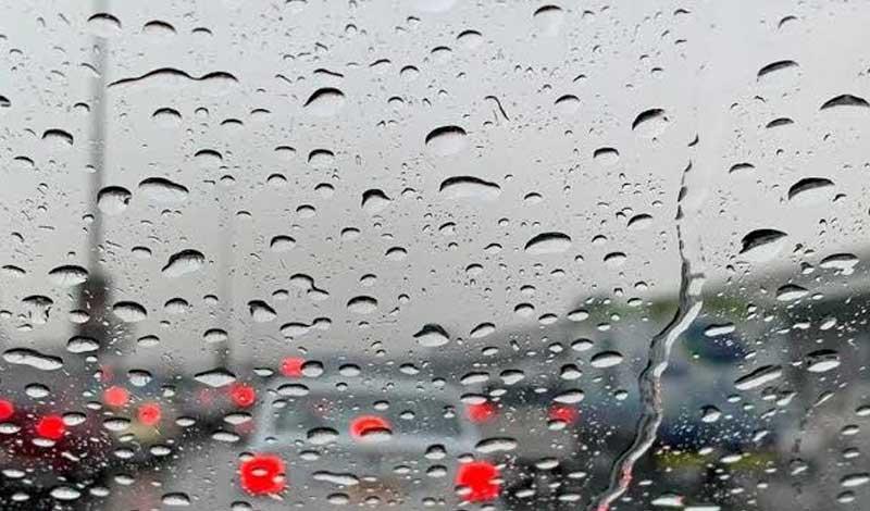 الأرصاد تعلن عن أمطار رعدية غداً