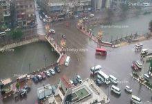 صورة الأرصاد تكشف سبب عدم سقوط الأمطار بالرغم من التحذيرات