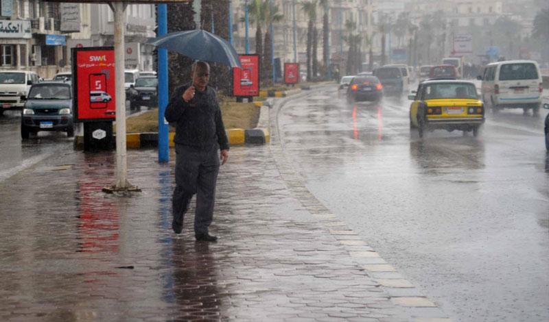 موجة الطقس السيئ
