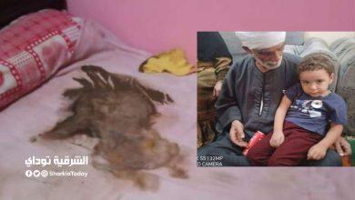 """صورة """"تحملت ما لا يتحمله بشر"""".. أسرة والدة الطفل الميت جوعا تكشف مفاجأة عن سبب تركها المنزل"""