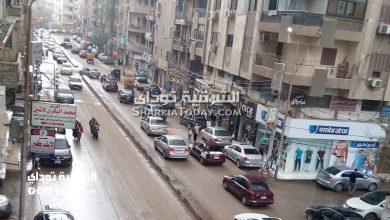 صورة بينها الشرقية.. هيئة الأرصاد تحذر من تساقط الأمطار على 15 منطقة بداية من الغد