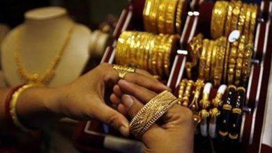 صورة انخفاض سعر جرام الذهب اليوم الثلاثاء 13 أكتوبر