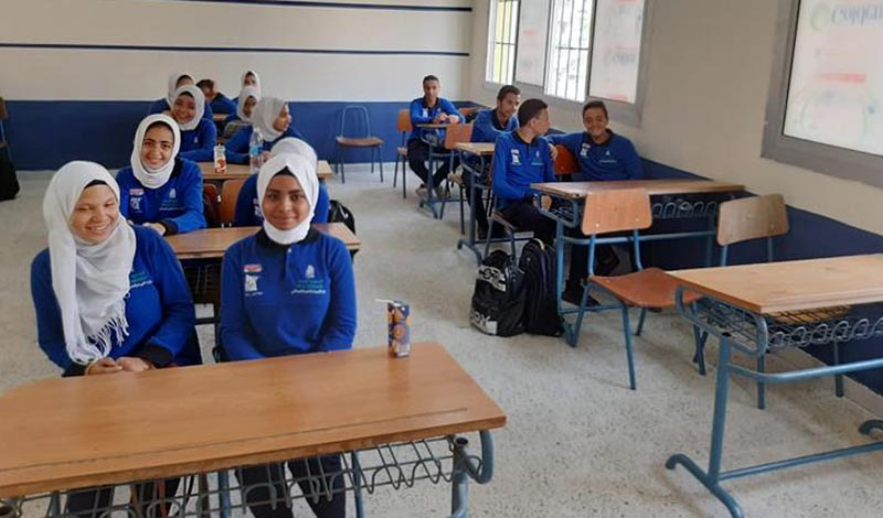 التعليم في حال إغلاق المدارس.. طارق شوقي يوضح