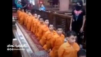 صورة أول تحرك رسمي ضد فيديو ذبح أطفال الكنيسة على طريقة داعش