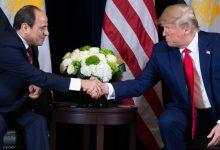 صورة ترامب يفجر مفاجأة بشأن تحذير مصر لإثيوبيا عن سد النهضة