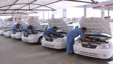 إحلال السيارات للعمل بالغاز الطبيعي