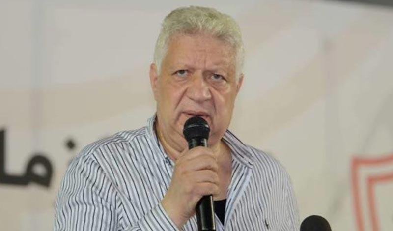 حالة واحدة لتخفيف عقوبة مرتضى منصور
