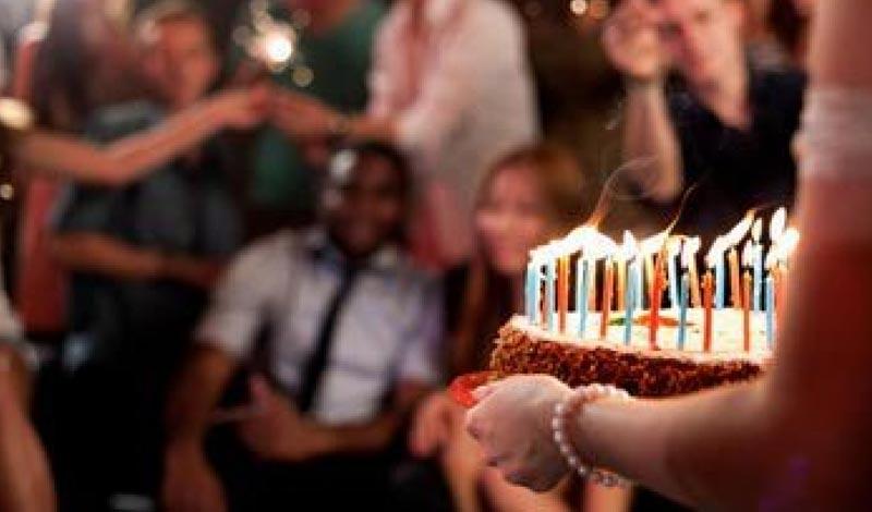 حفل عيد ميلاد لسيدة لبنانية كلفها 27 مليون دولار
