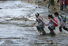 صورة حقيقة إغلاق المدارس بسبب موجة الطقس السئ