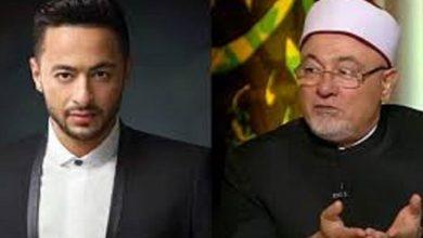 حماده هلال يصدم الشيخ خالد الجندي