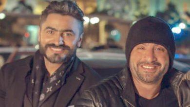 صورة رد تامر حسني على أحمد السقا: أتمنى تكلمني بيني وبينك