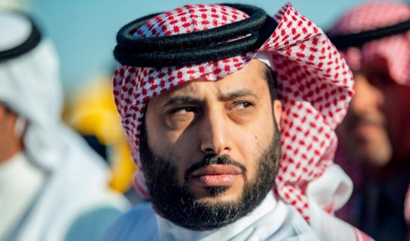 تركي آل الشيخ بعد فوز الأهلي