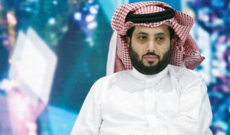 رسالة تركي آل الشيخ للأهلي
