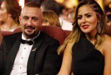 صورة زوجة أحمد السقا ترد على منتقدي إطلالتها بالجونة