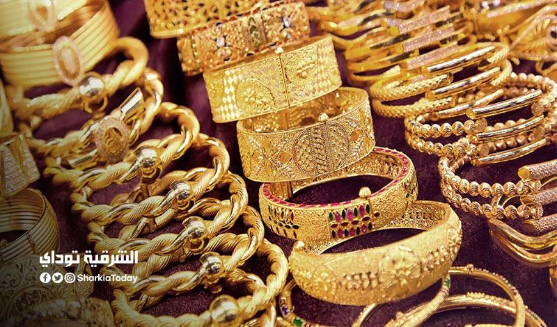سعر جرام الذهب يعاود الانخفاض خلال نهاية تعاملات اليوم