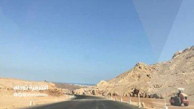 """صورة """"أسبوع وآخد التمام"""".. توجيه عاجل من السيسي بشأن طريق شرم الشيخ – النفق"""