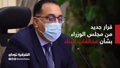 صورة خلال ساعات.. قرار جديد من مجلس الوزراء بشأن التصالح في مخالفات البناء