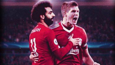 صورة ليفربول يحتفل بمحمد صلاح على الأنفيلد في دوري الأبطال بسبب هذا الإنجاز