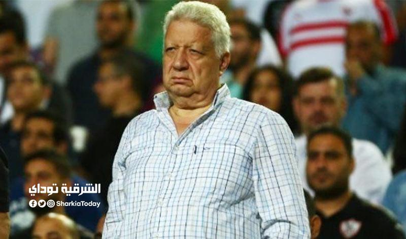 منصور يُجهز لمفاجأة بعد مباراة الزمالك والرجاء اليوم