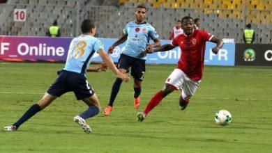صورة موسيماني يهاجم بمروان وأجاي تشكل الأهلي أمام الوداد والمغربي يهاجم بـ 3