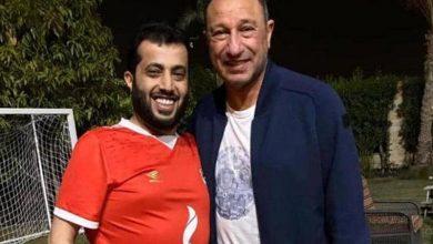 صورة هكذا علق تركي آل الشيخ على هدف الأهلي في الوداد