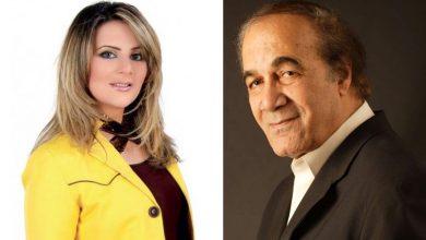 صورة هكذا نعت رانيا محمود ياسين والدها