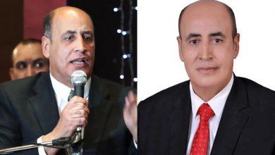 صورة وفاة نقيب محامين الشرقية حسن الصادق