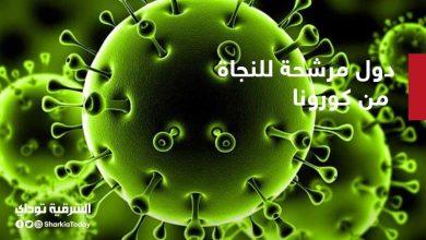 صورة 10 دول مرشحة للنجاة من وباء كورونا خلال 2021