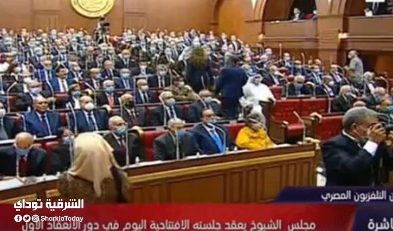 أعضاء مجلس الشيوخ