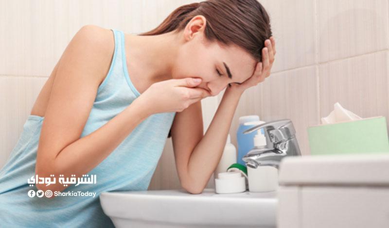 أعراض-الحمل-الغثيان