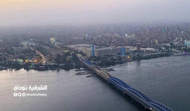 جميع المقرات الحكومية الموجودة بالقاهرة