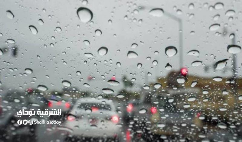 الأرصاد الجوية تعلن طقس الغد وتوقعات بسقوط أمطار حتى الخميس المقبل