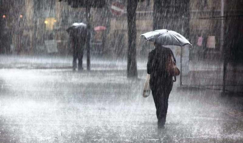 الأرصاد تحذر من الأمطار