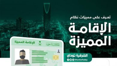 الإقامة المميزة في السعودية