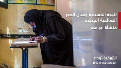 نتائج انتخابات الدائرة الثامنة الحسينية وصان الحجر ومنشأة أبو عمر والصالحية الجديدة
