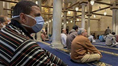 إغلاق المساجد