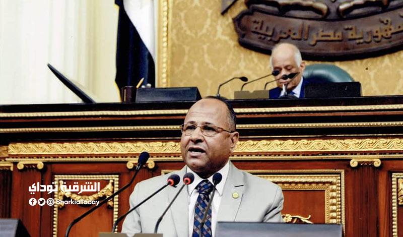 وفاة النائب محمد سعد تمراز