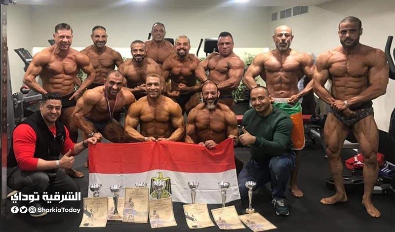 بطولة العالم لكمال الأجسام