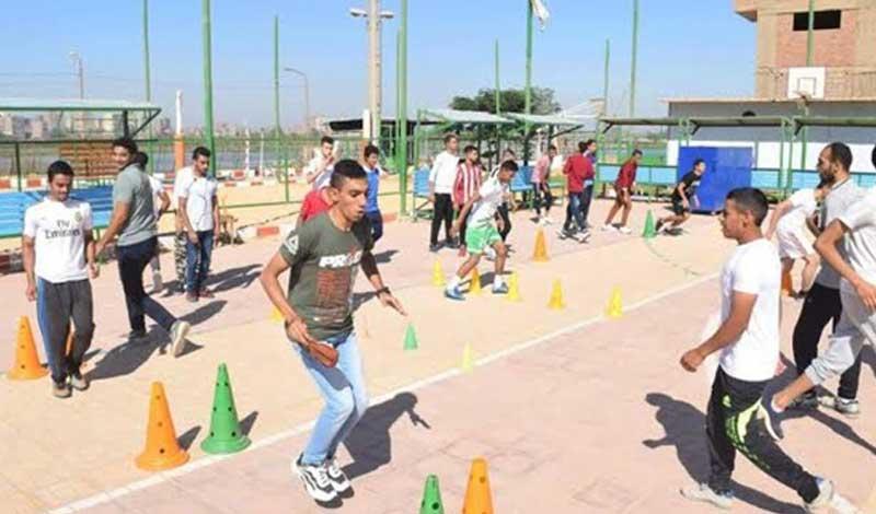 رفع لياقة طلاب المدارس البدنية