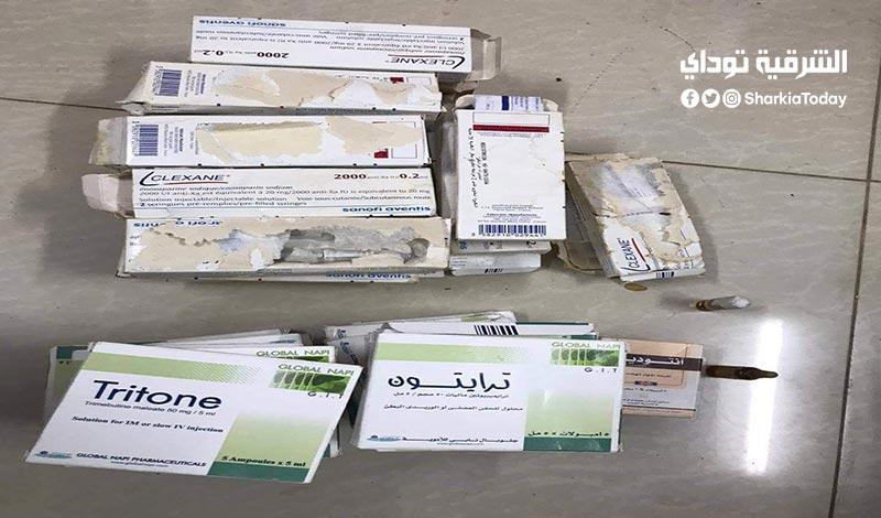 التفتيش الصيدلي يضبط أدوية مخالفة