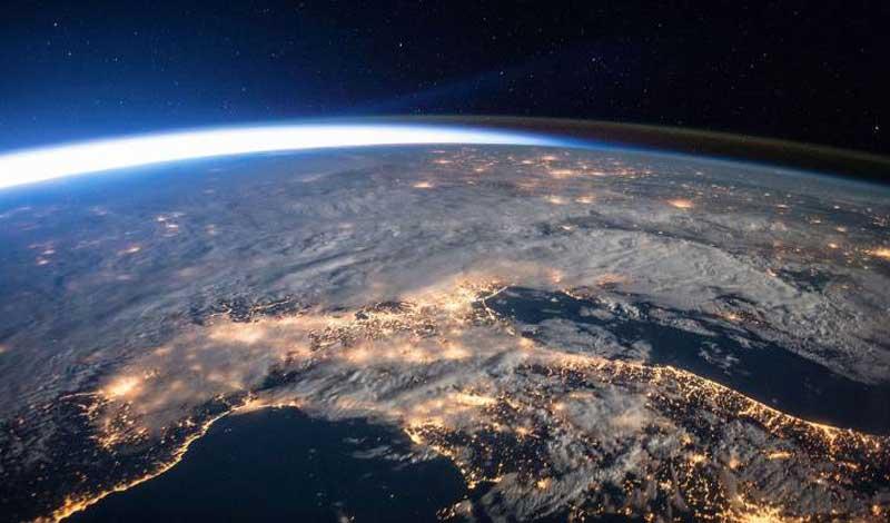 تعرض كوكب الأرض لـ3 أيام مظلمة