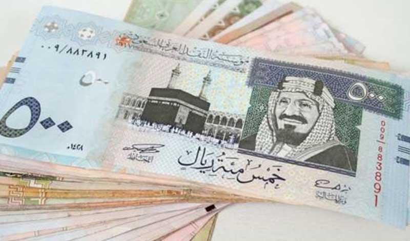 الريال السعودي مقابل الجنيه
