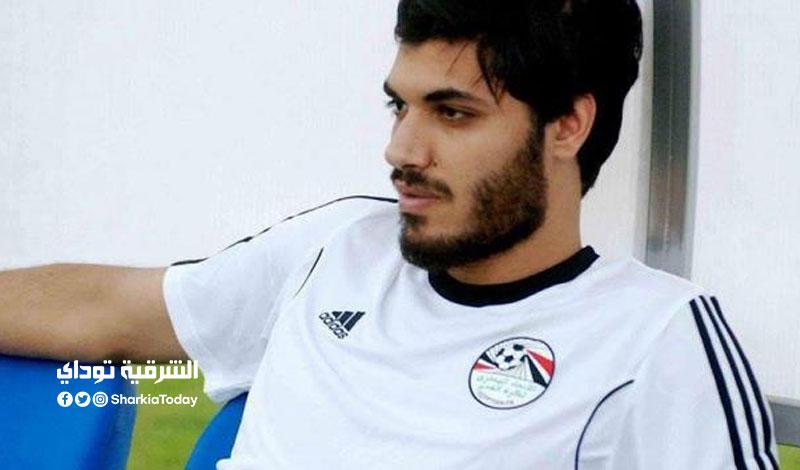 لاعب بيراميدز علي جبر