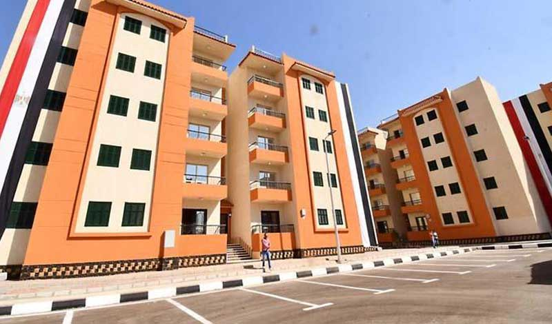 شقق الإسكان بالشرقية والمحافظات