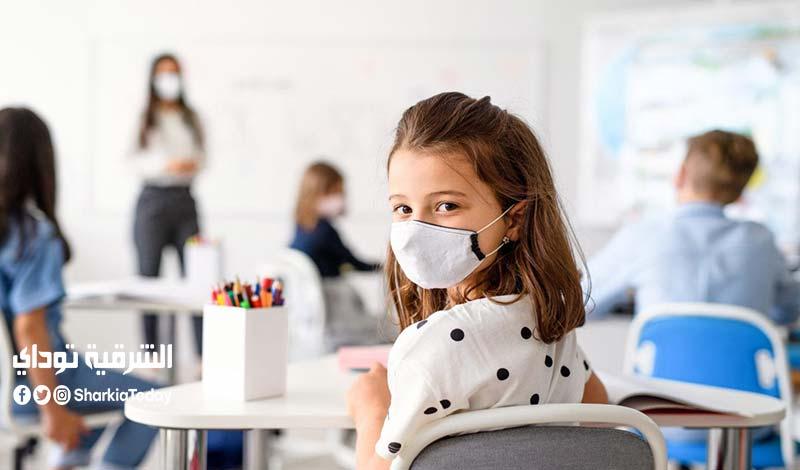 وزير التعليم يكشف عن نسب الإصابة بكورونا في المدارس