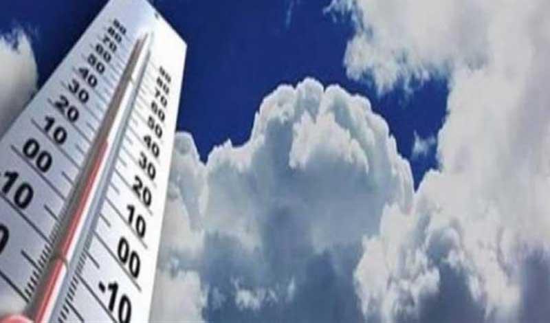 انخفاض كبير في درجات الحرارة