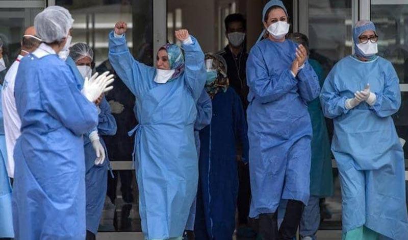7 حالات جديدة من كورونا وخروجها من مستشفى العزل بأبو حماد بالشرقية1