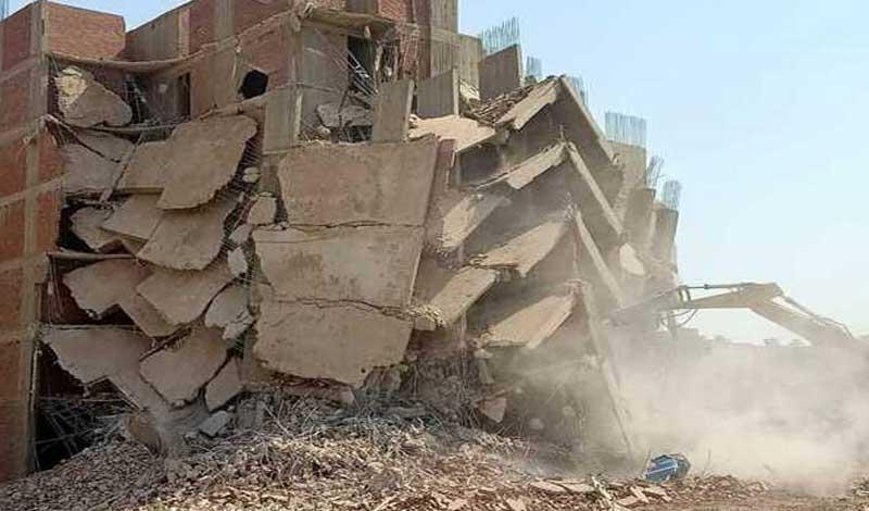 مد التصالح في مخالفات البناء